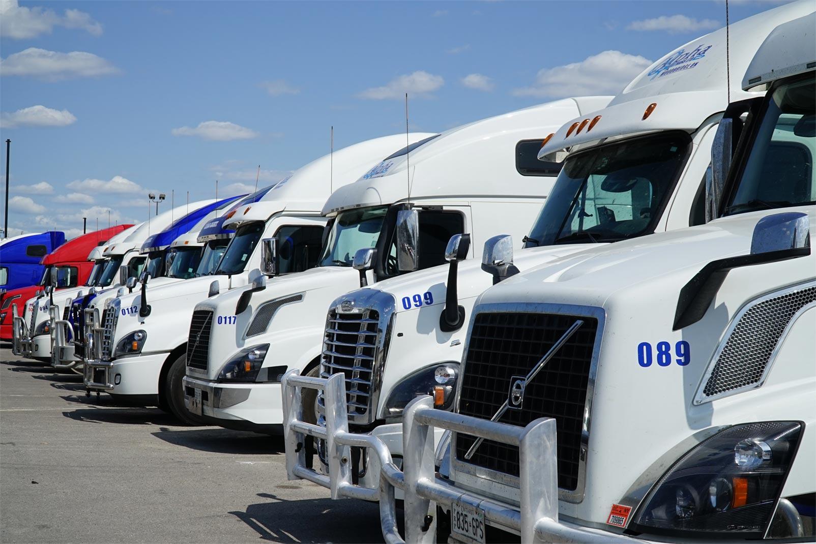 Alpha Trans Ltd  - Logistics in GTA | Transportation and